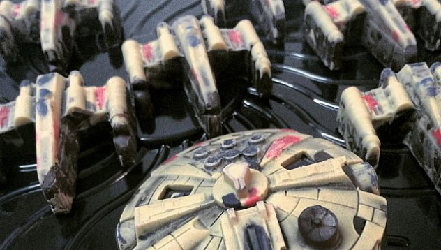 Време е за шоколадов Star Wars