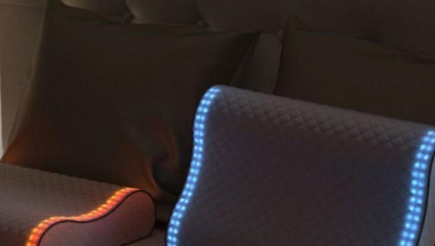 Умна възглавница променя правилата на съня