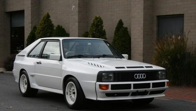 Audi Quattro идва на търг