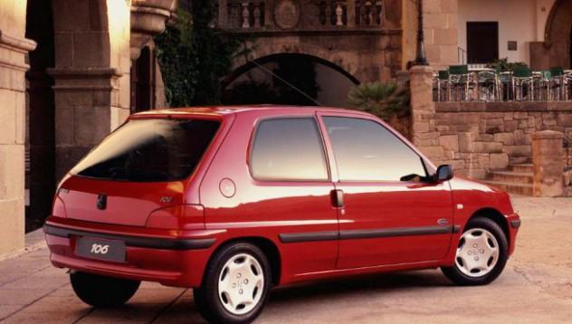 Peugeot 106 от ада