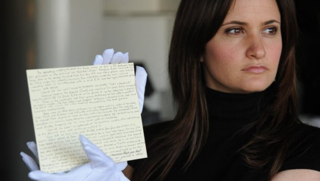 Безценен ръкопис на Дж. К. Роулинг беше продаден на търг