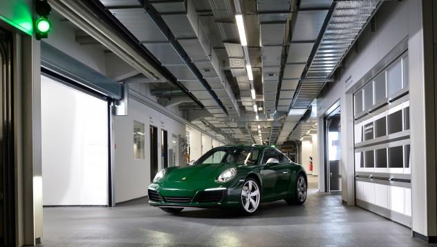 Porsche произведе Carrera номер 1 000 000