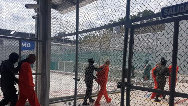 Най-луксозният затвор в Хондурас