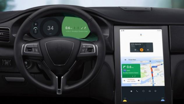 Volvo ще използва Google система