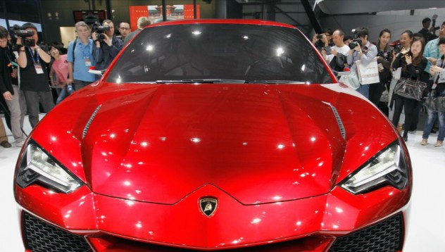 Lamborghini подготвя Urus