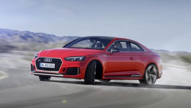 Audi RS се ражда на пистата