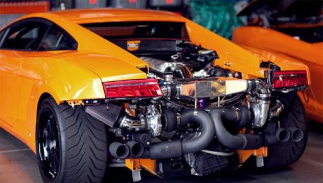 Lamborghini Huracan с 3000 конски сили