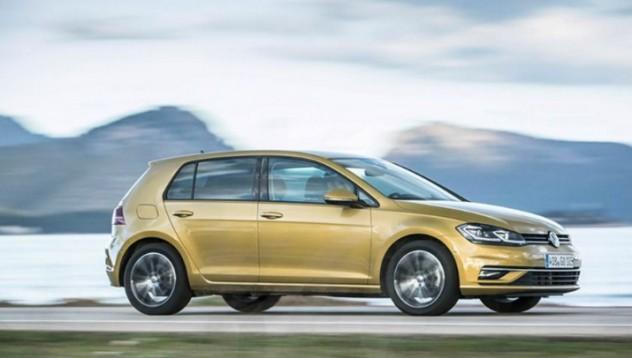 VW ще предложи 1-литров турбиниран двигател за Golf