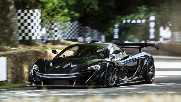 McLaren покоряват Nurburgring с най-добро време