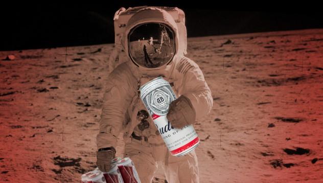 Budweiser подготвят космическата бира
