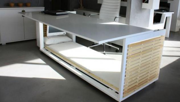 Гърци създадоха бюро-легло