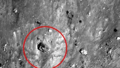 Откриха танк на Марс