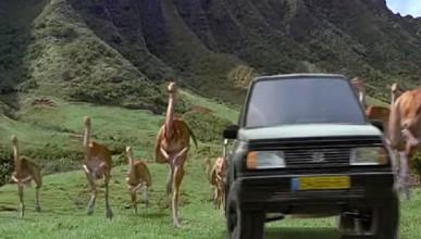 Автомобилни реклами от ново поколение