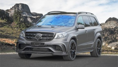 Mercedes-GLS AMG с 840 комплимента