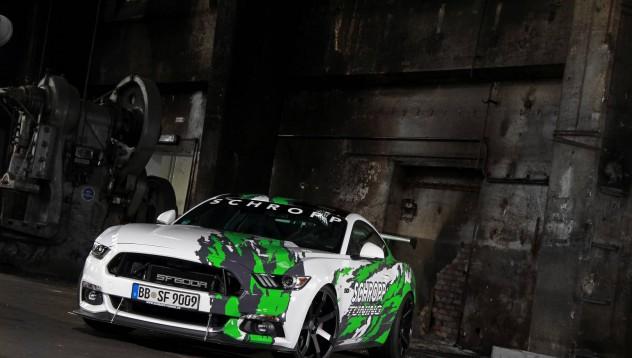 Колко мощен може да бъде новият Ford Mustang