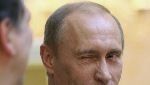Путин: Мъжете нямат лошо дни