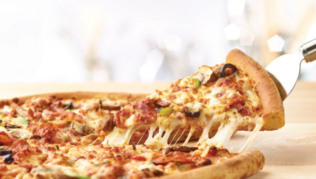 Пица с кокаин