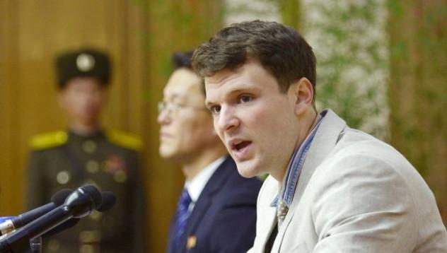 Американски студент в кома след задържане в Северна Корея