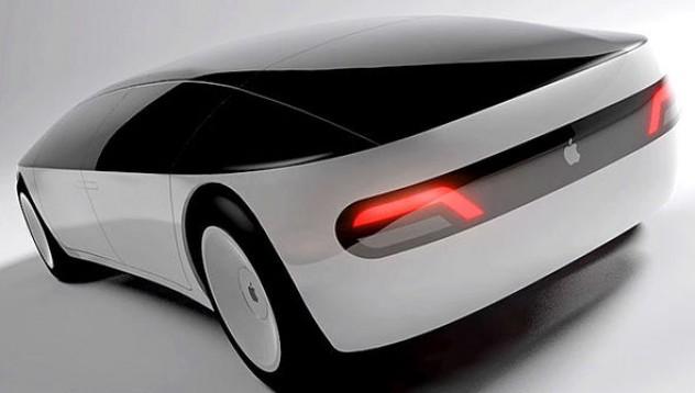 Apple признаха разработката на кола