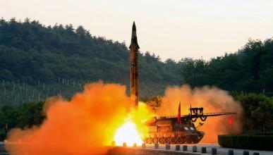Япония подготвя гражданите си за балистични атаки