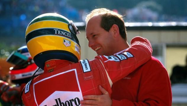 Рон Денис напуска McLaren