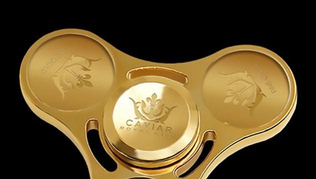 Русия продава златен спинър