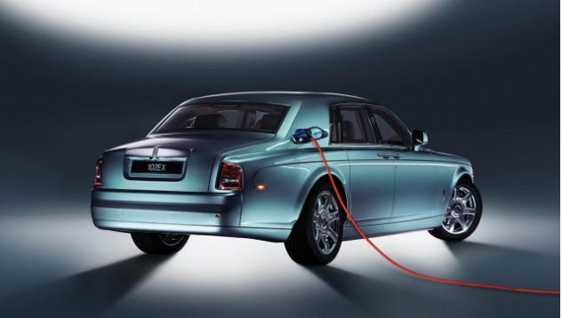 Rolls-Royce ще стане еко