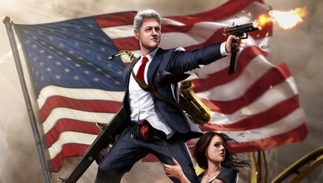 Американка поруга собствения си флаг