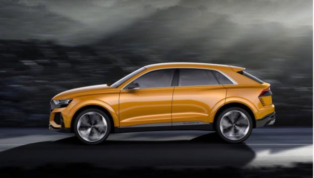 Audi може да предложи задно предаване