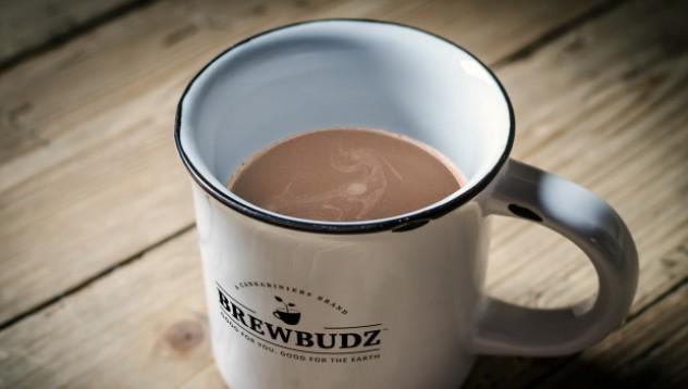 Кафе с канабис за добро утро