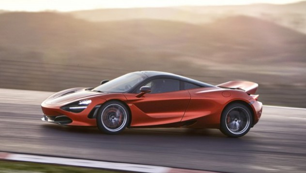 McLaren ще заложат на 4х4