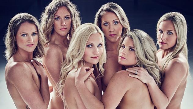 Американският женски отбор по хокей само по комплименти