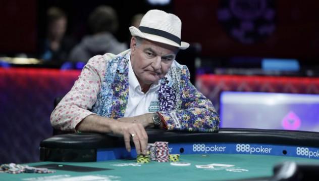 Сърдито старче на прага на шампионска титла по покер