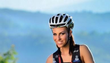 Симона по колело