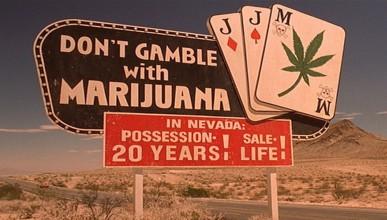Невада легализира марихуаната