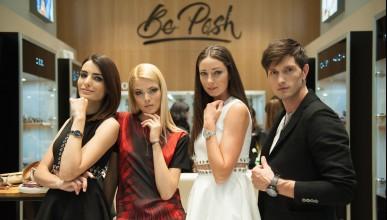 Be Posh е първият бутик за часовници