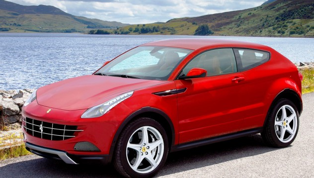 Ferrari с необходимост от SUV за повишаване на продажбите