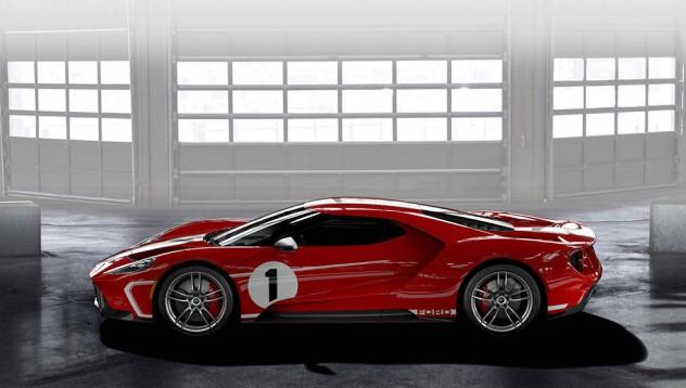 Ford подготвят специално издание на GT