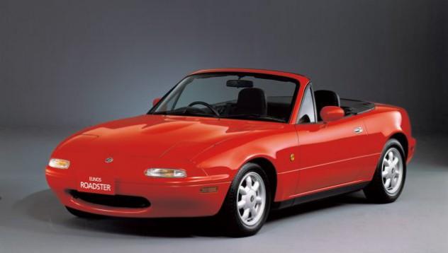 Пълна дисекция на двигател на Mazda Miata