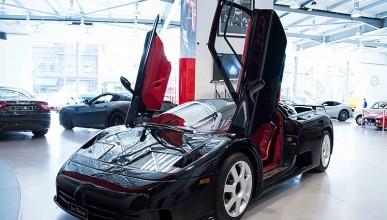 Рядък модел на Bugatti излиза на пазара
