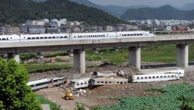 Китай връща високоскоростните влакове