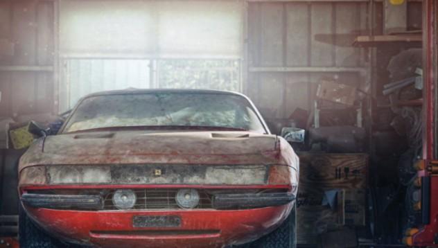 Единствен модел на Ferrari отива на търг