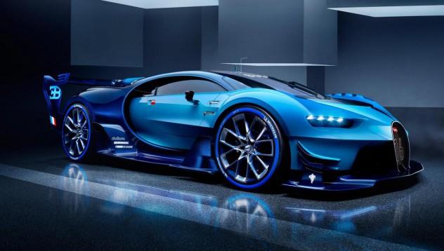 Bugatti Chiron ускорява от 0 до 400 за 32 секунди