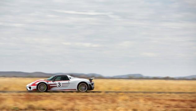 Наследникът на 918 Spyder ще е електрически