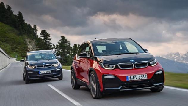 BMW i3s е спортен електромобил