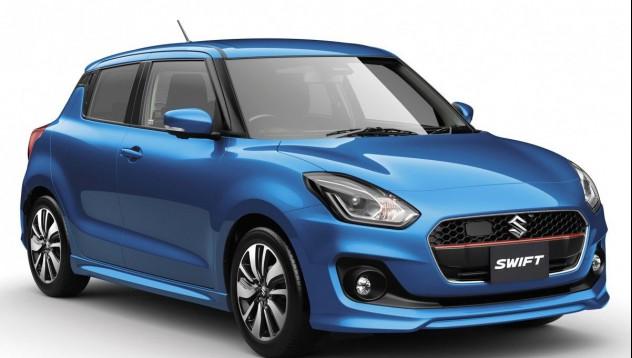 Suzuki Swift е отговорът на градските състезатели
