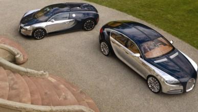 Следващият модел на Bugatti с 4 врати