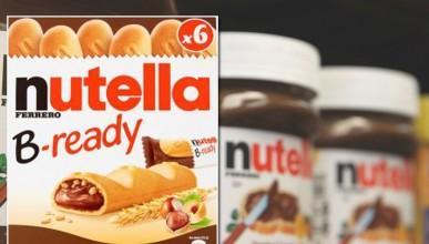 Nutella пуска шоколадови десерти