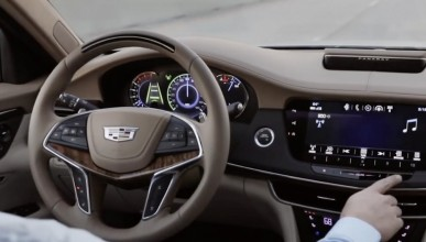 Cadillac представя Super Cruise