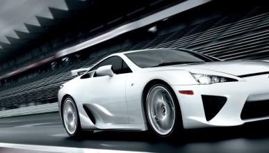 Lexus LFA се превръща в класика